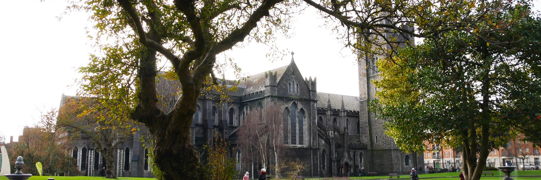 Kerst in Dublin - Stedentrip Dublin