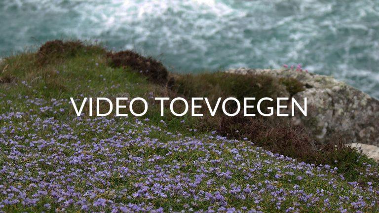 Je eigen reisvideo toevoegen aan Reistelevisie.nl