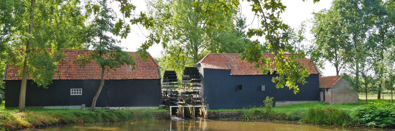 Collse watermolen in Brabant - Vincent van Gogh tour Brabant