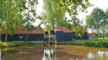 Collse watermolen in Brabant - Vincent van Gogh tour Brabant