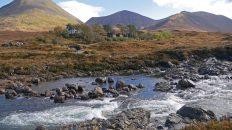 Roadtrip door Schotland