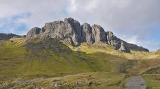 The Storr - Isle of Sky in Schotland