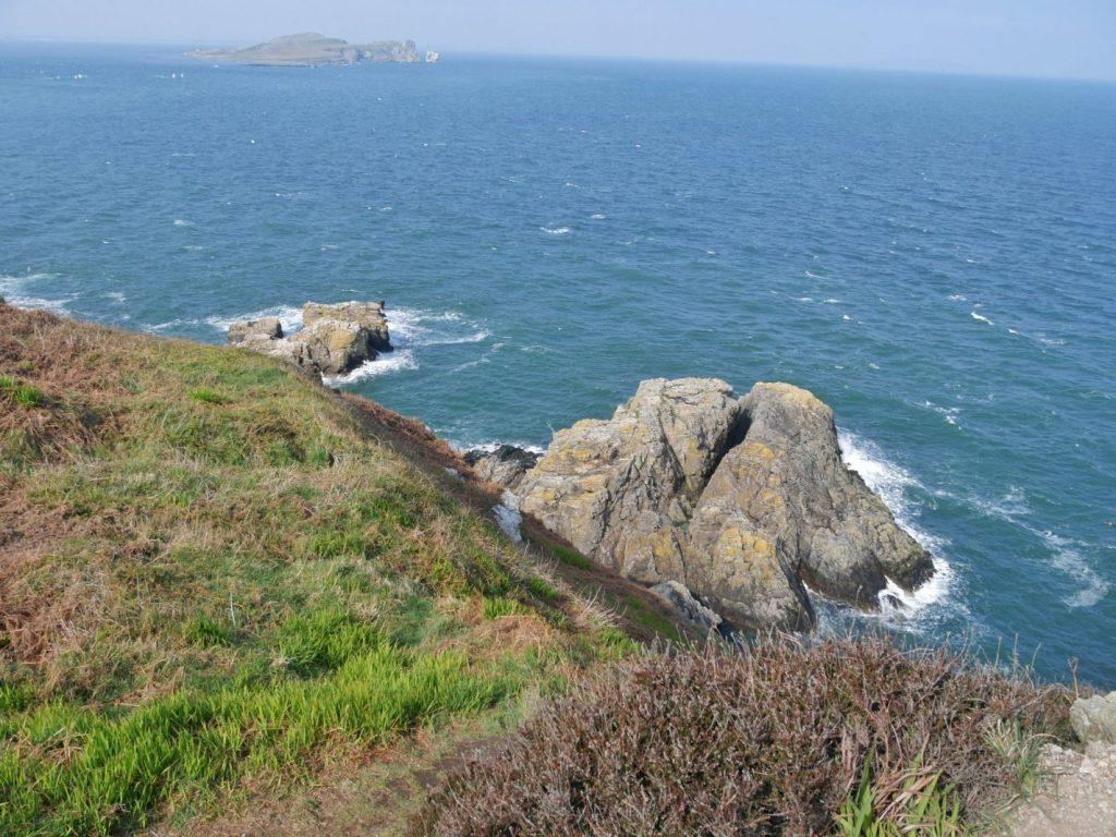 Prachtige Ierse kust - Howth in Ierland